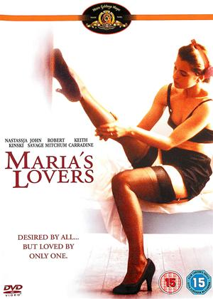 Rent Maria's Lovers Online DVD Rental
