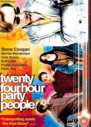 Rent 24 Hour Party People Online DVD & Blu-ray Rental