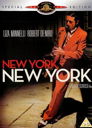 Rent New York, New York Online DVD Rental