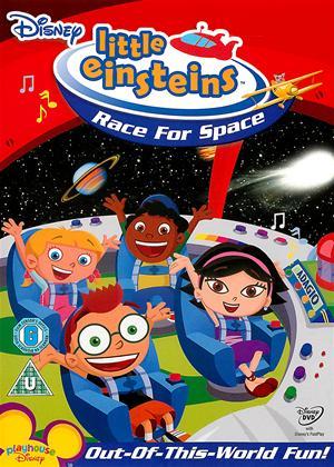 Rent Little Einsteins: Race for Space Online DVD Rental