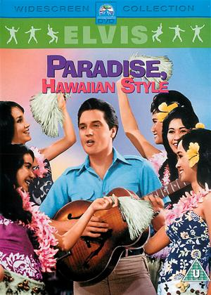 Rent Elvis Presley: Paradise Hawaiian Style Online DVD & Blu-ray Rental