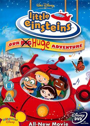 Rent Little Einsteins: Our Big Huge Adventure Online DVD Rental