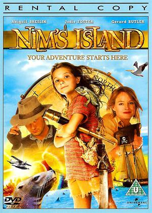 Rent Nim's Island Online DVD Rental
