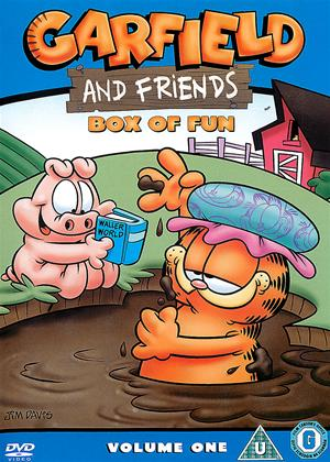 Rent Garfield and Friends: Box of Fun Online DVD & Blu-ray Rental
