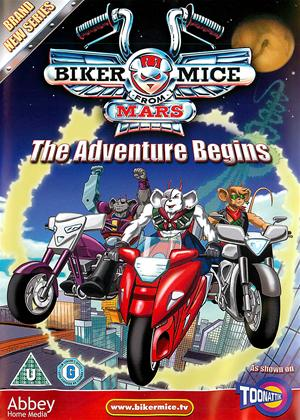Rent Biker Mice from Mars: The Adventure Begins Online DVD Rental