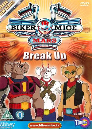 Rent Biker Mice from Mars: Break Up Online DVD Rental