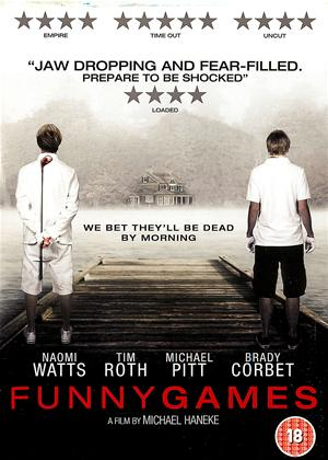 Rent Funny Games Online DVD Rental
