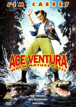Rent Ace Ventura: When Nature Calls Online DVD Rental