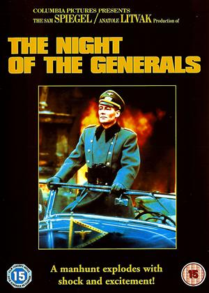Rent The Night of the Generals Online DVD Rental