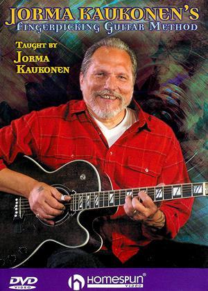 Rent Jorma Kaukonen: Finger Picking Guitar Method Online DVD Rental