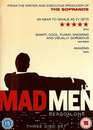 Rent Mad Men: Series 1 Online DVD Rental