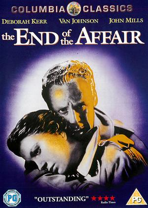 Rent The End of the Affair Online DVD Rental