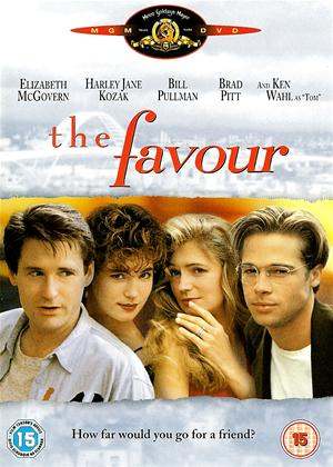 Rent The Favour Online DVD & Blu-ray Rental