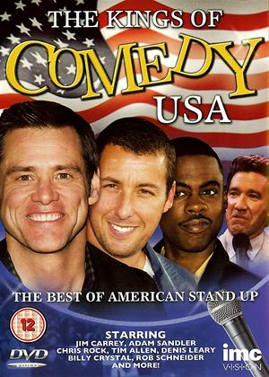 Rent The Kings of Comedy USA Online DVD & Blu-ray Rental