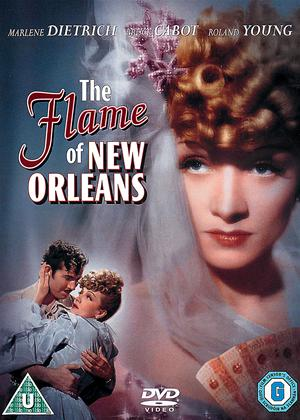 Rent The Flame of New Orleans Online DVD Rental