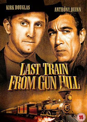 Rent Last Train from Gun Hill Online DVD & Blu-ray Rental