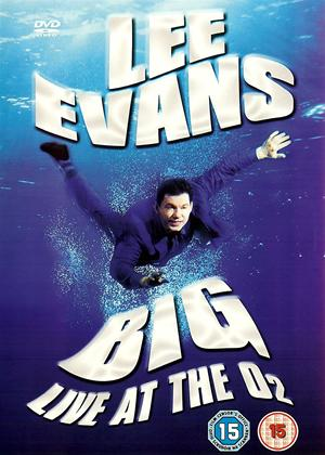 Lee Evans: Big: Live at the O2 Online DVD Rental