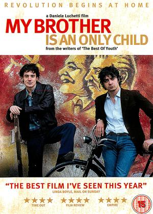 Rent My Brother Is an Only Child (aka Mio fratello è figlio unico) Online DVD Rental