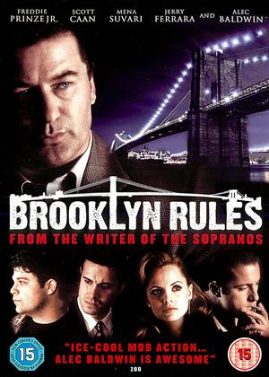 Rent Brooklyn Rules Online DVD Rental