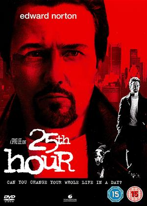 Rent 25th Hour Online DVD Rental