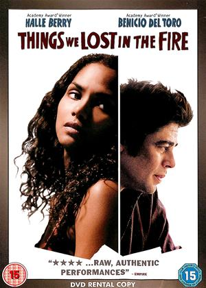 Rent Things We Lost in the Fire Online DVD Rental