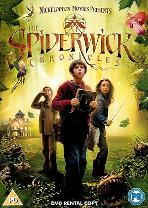 Rent The Spiderwick Chronicles Online DVD & Blu-ray Rental