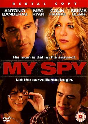 Rent My Spy Online DVD Rental