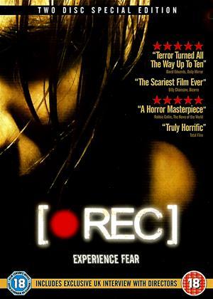 [Rec] Online DVD Rental
