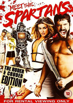 Rent Meet the Spartans Online DVD Rental