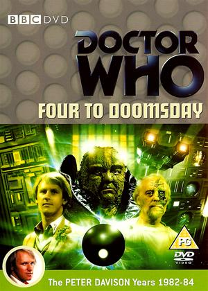 Rent Doctor Who: Four to Doomsday Online DVD Rental