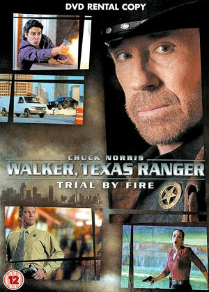 Rent Walker Texas Ranger: Trial by Fire Online DVD Rental