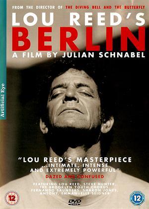Rent Lou Reed: Berlin Online DVD Rental