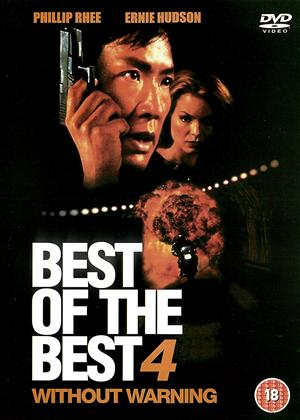 Rent Best of the Best 4 (aka Best of the Best 4: Without Warning) Online DVD Rental