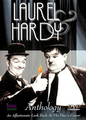 Rent Laurel and Hardy Anthology Online DVD Rental