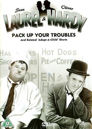 Rent Laurel and Hardy: Vol.15: Pack Up Your Troubles Online DVD Rental