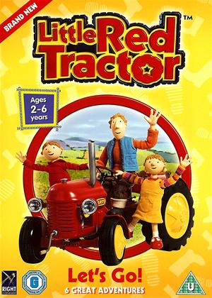 Rent Little Red Tractor: Let's Go Online DVD Rental