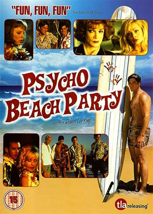 Rent Psycho Beach Party Online DVD Rental