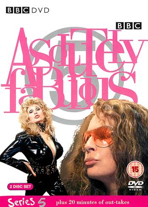 Rent Absolutely Fabulous: Series 5 Online DVD & Blu-ray Rental
