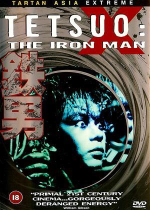 Tetsuo: The Iron Man Online DVD Rental