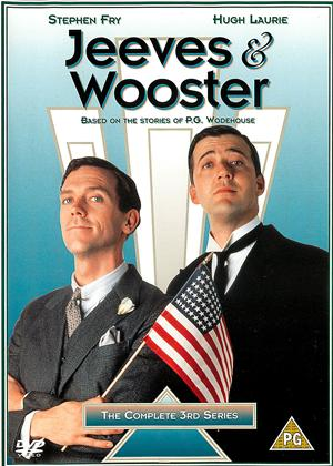 Rent Jeeves and Wooster: Series 3 Online DVD Rental