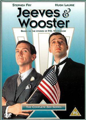 Rent Jeeves and Wooster: Series 3 Online DVD & Blu-ray Rental