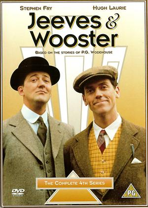 Rent Jeeves and Wooster: Series 4 Online DVD Rental