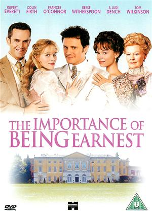 Rent The Importance of Being Earnest Online DVD & Blu-ray Rental