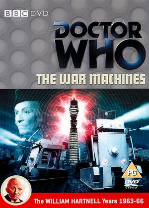 Rent Doctor Who: The War Machines Online DVD & Blu-ray Rental