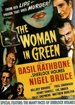 Rent Sherlock Holmes: The Woman in Green Online DVD Rental