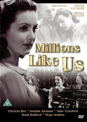 Millions Like Us Online DVD Rental
