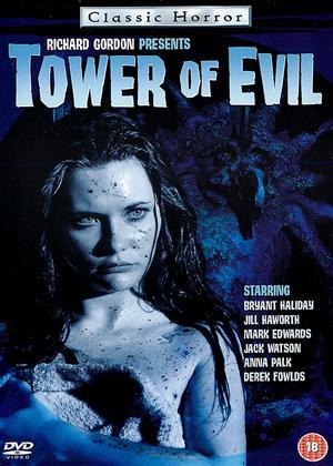 Rent Tower of Evil Online DVD Rental