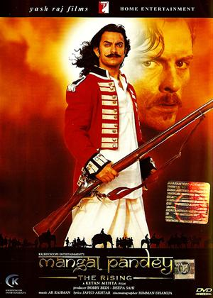 Rent The Rising: Ballad of Mangal Pandey Online DVD Rental