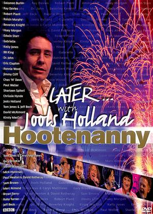Rent Later with Jools Holland: Hootenanny Online DVD Rental