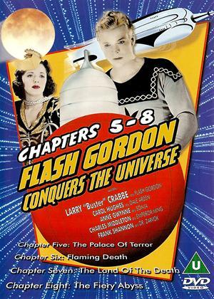 Rent Flash Gordon Conquers the Universe: Vol.2 Online DVD Rental